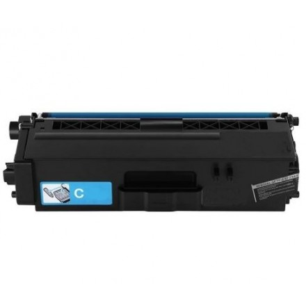 Compatible Brother TN-339C Cyan laser toner cartridge