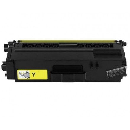 Compatible Brother TN-339Y Yellow laser toner cartridge