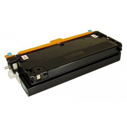 Remanufactured Xerox 113R00723 high yield cyan laser toner cartridge