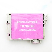 Remanufactured Epson T079620 Photo magenta ink cartridge