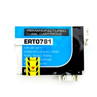 Remanufactured Epson T087120 Photo black ink cartridge