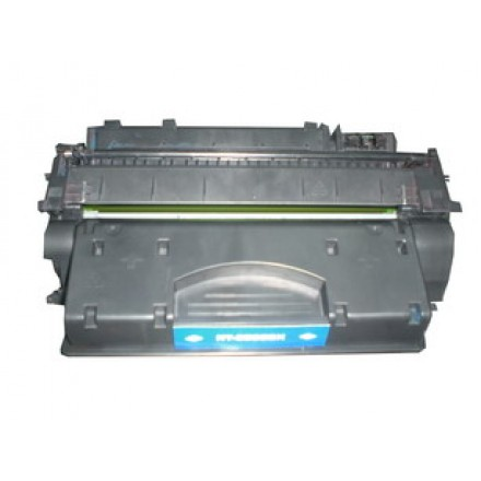Compatible HP CE505X (HP 05X) high yield black laser toner cartridge