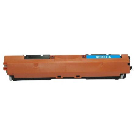 Compatible HP CE311A (HP 126A) cyan laser toner cartridge