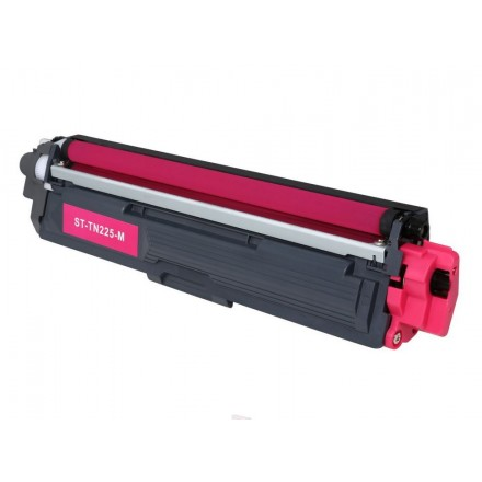 Compatible Brother TN-225M Magenta laser toner cartridge